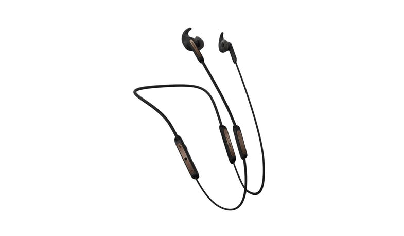 Jabra Elite 45e Bluetooth In-Ear Headphone - Copper Black 01