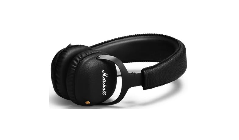 Marshall Mid Bluetooth On-Ear Headphone -  Black