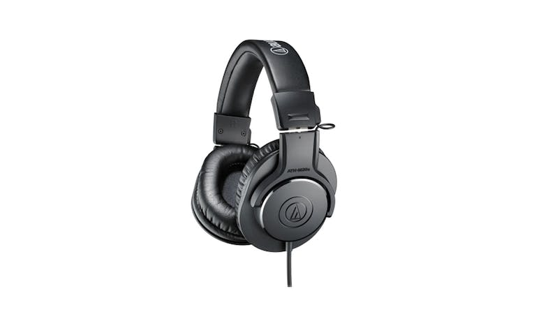 Audio-Technica ATH-M20x Professional Monitor Headphone - Black_01