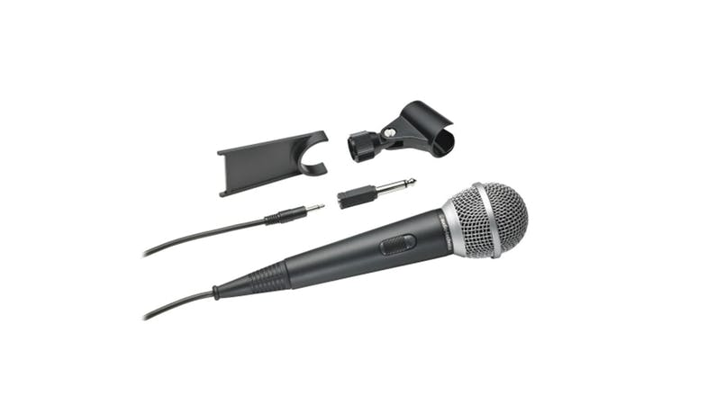 Audio-Technica Cardioid Dynamic Vocal/Instrument Microphone - Black