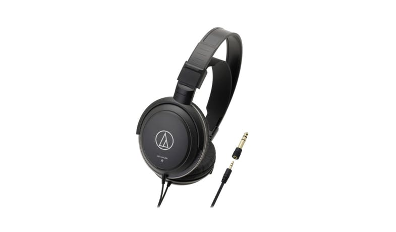 Audio-Technica SonicPro Over-Ear Headphones - Black 01