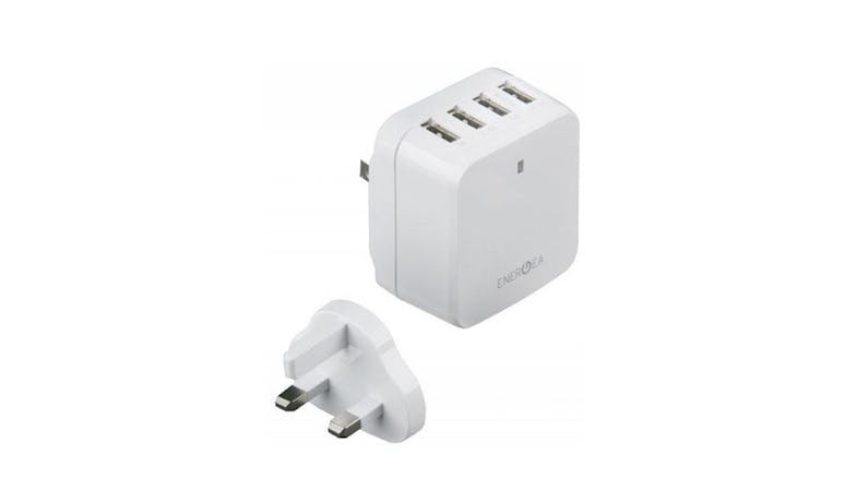 Energea Travelite 6.8 Charger - White - 01