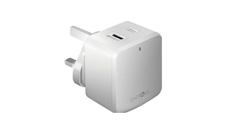 Energea Travelite PD QC3.0 Charger - White-02