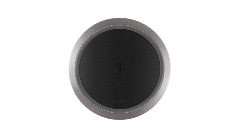 Energea WiDisc Fast Wireless Charging Pad - Black-01