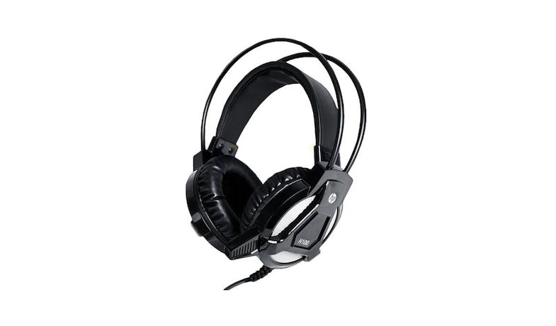 HP H100 Gaming Headset with Mic - Black