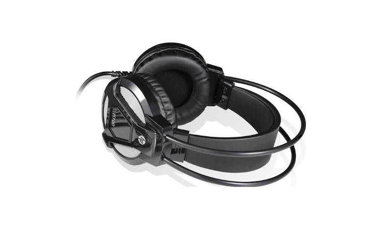 HP H100 Gaming Headset with Mic - Black_01