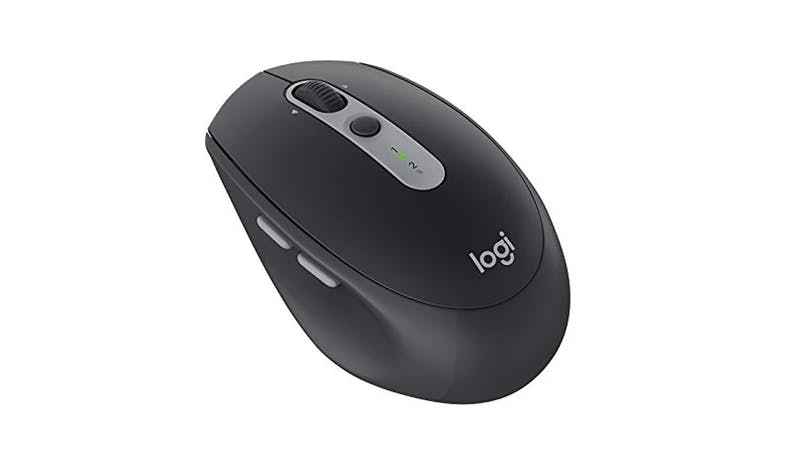 Logitech M590 Silent Wireless Mouse - Graphite Tonal