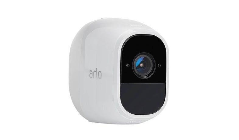 Netgear Arlo Pro 2 1080P Wireless Camera - White - 02