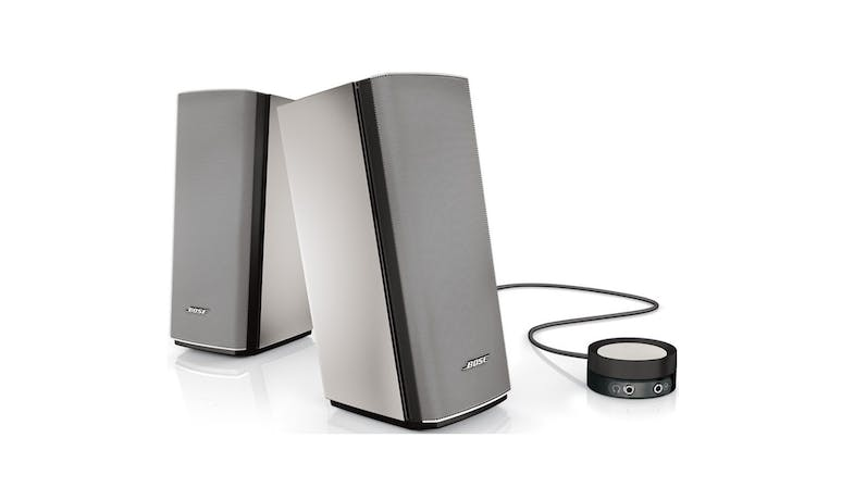Bose Companion 20 multimedia speakers - Silver_01