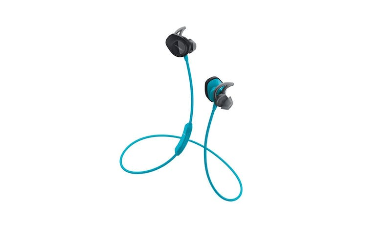 Bose SoundSport Wireless Headphones - Blue 01