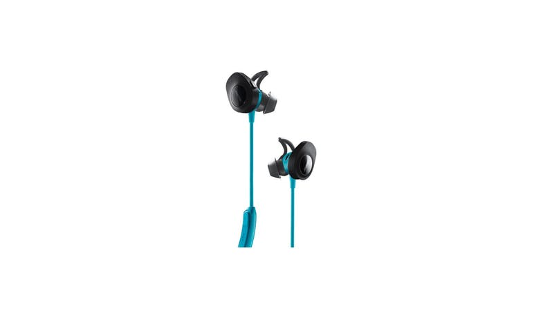 Bose SoundSport Wireless Headphones - Blue 02
