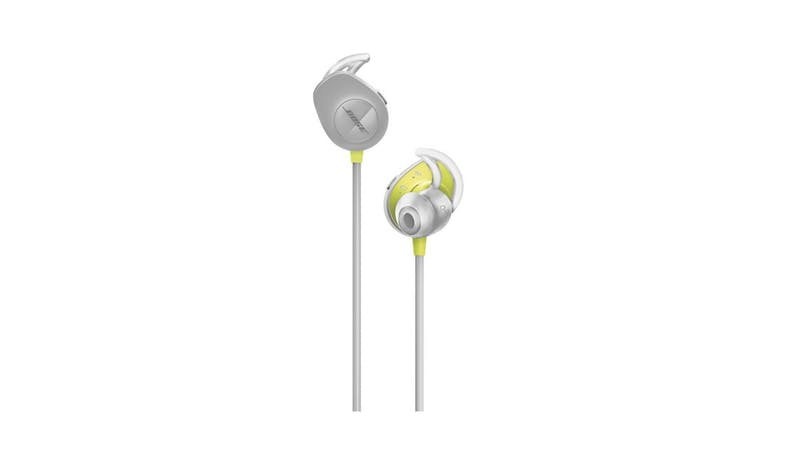 Bose SoundSport Wireless Headphones - Citron 01