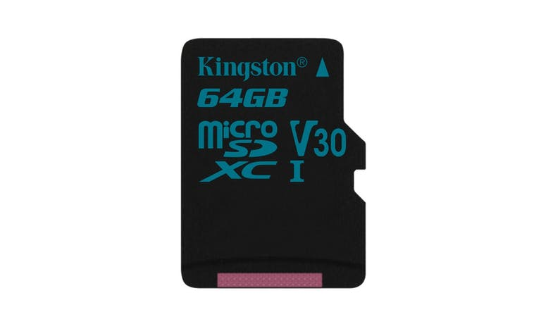 Kingston Canvas Go 64GB UHS-I microSDHC Memory Card_41