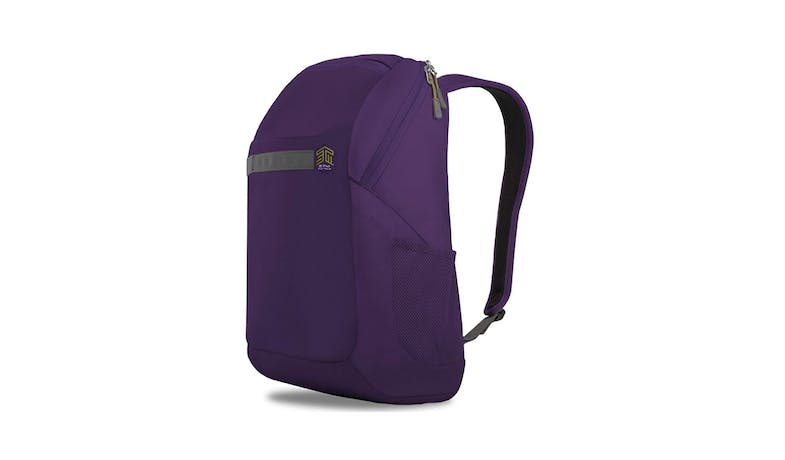 "STM Saga 15"" Laptop Backpack - Purple 01"