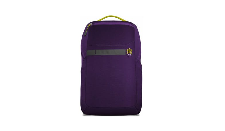 "STM Saga 15"" Laptop Backpack - Purple 02"