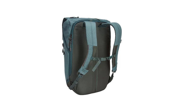 Thule Vea 25L Laptop Backpack - Dark Blue Green_001