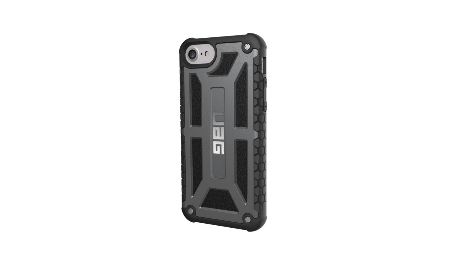 UAG Monarch Case for IPhone 8 - Graphite_01