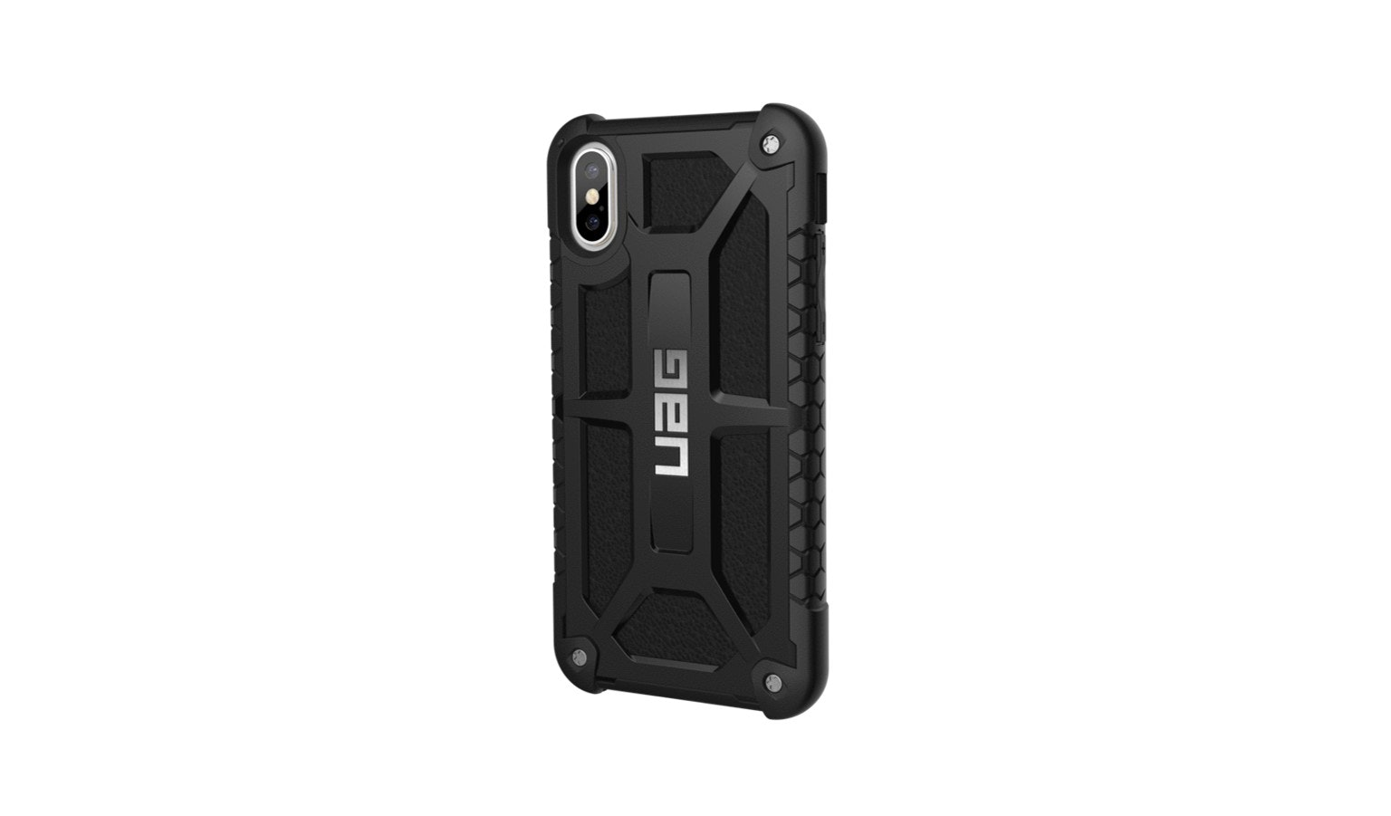 UAG Monarch Case for IPhone X - Black_01