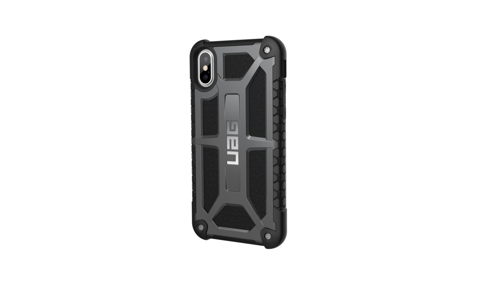 UAG Monarch Case for IPhone X - Graphite_01