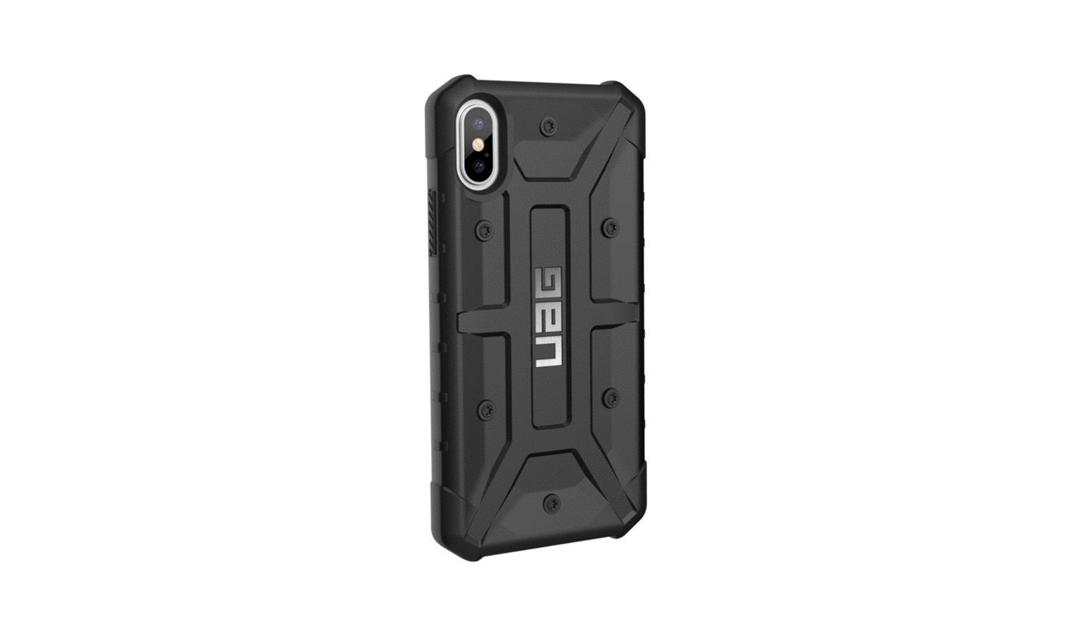 UAG Pathfinder Case for iPhone X - Black (Main)