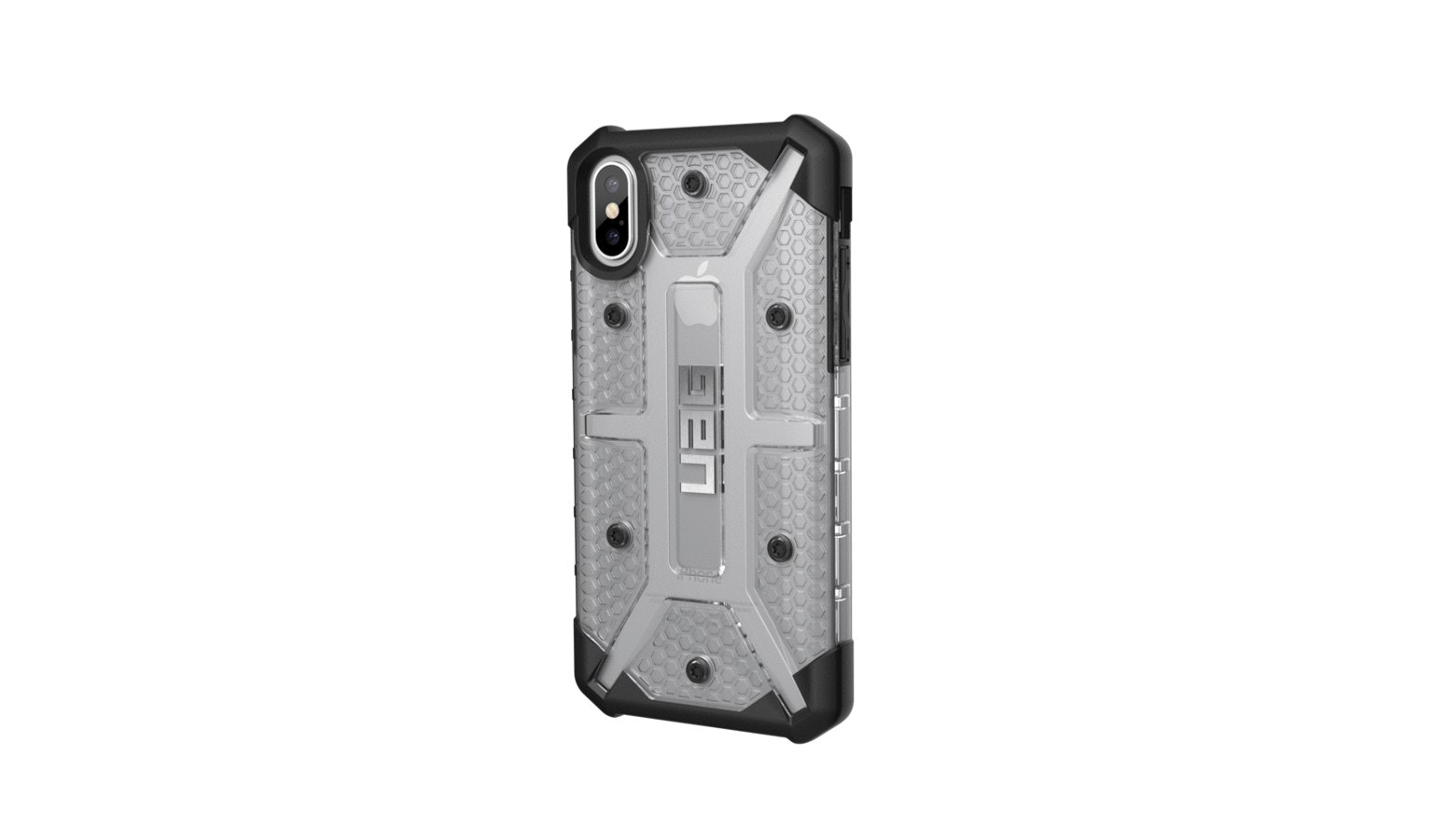 UAG Plasma Case for IPHONE XS/X - Ice_01