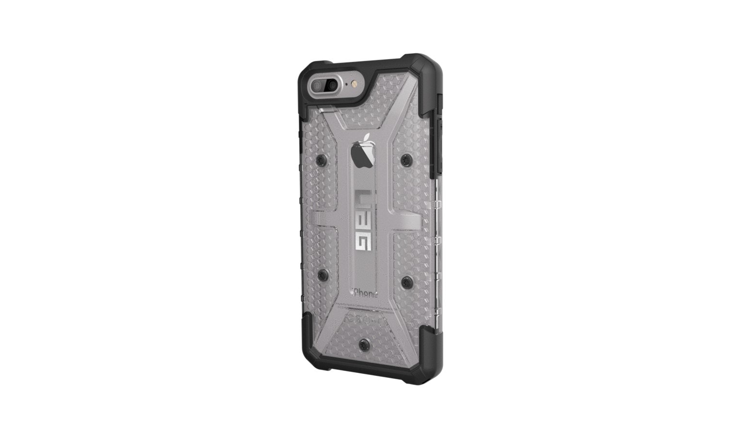 UAG Plasma Case for iPhone 8 Plus - Ice (Main)