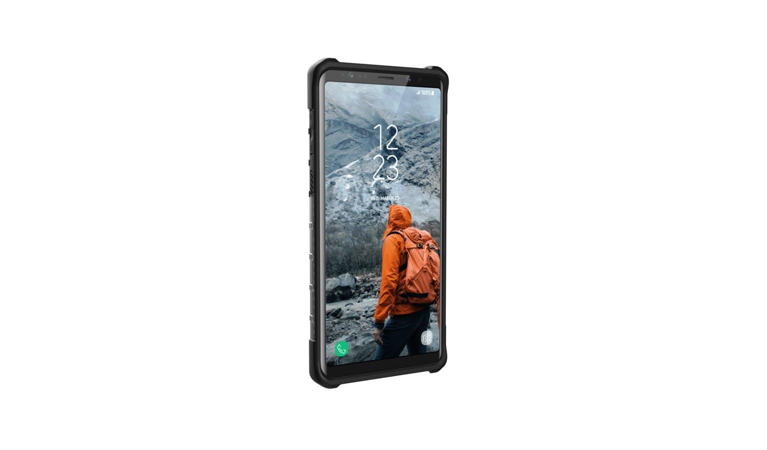new concept bd3f5 9491a UAG Plasma Series Galaxy Note 9 Case - ASH