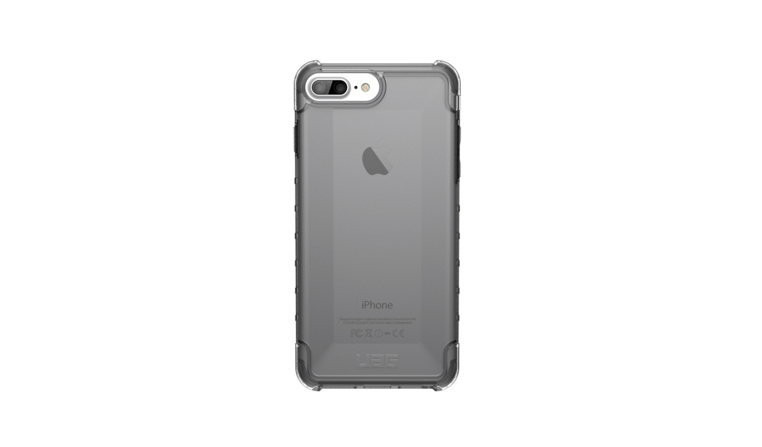 UAG Plyo Case for IPhone 8 Plus - Ash_01