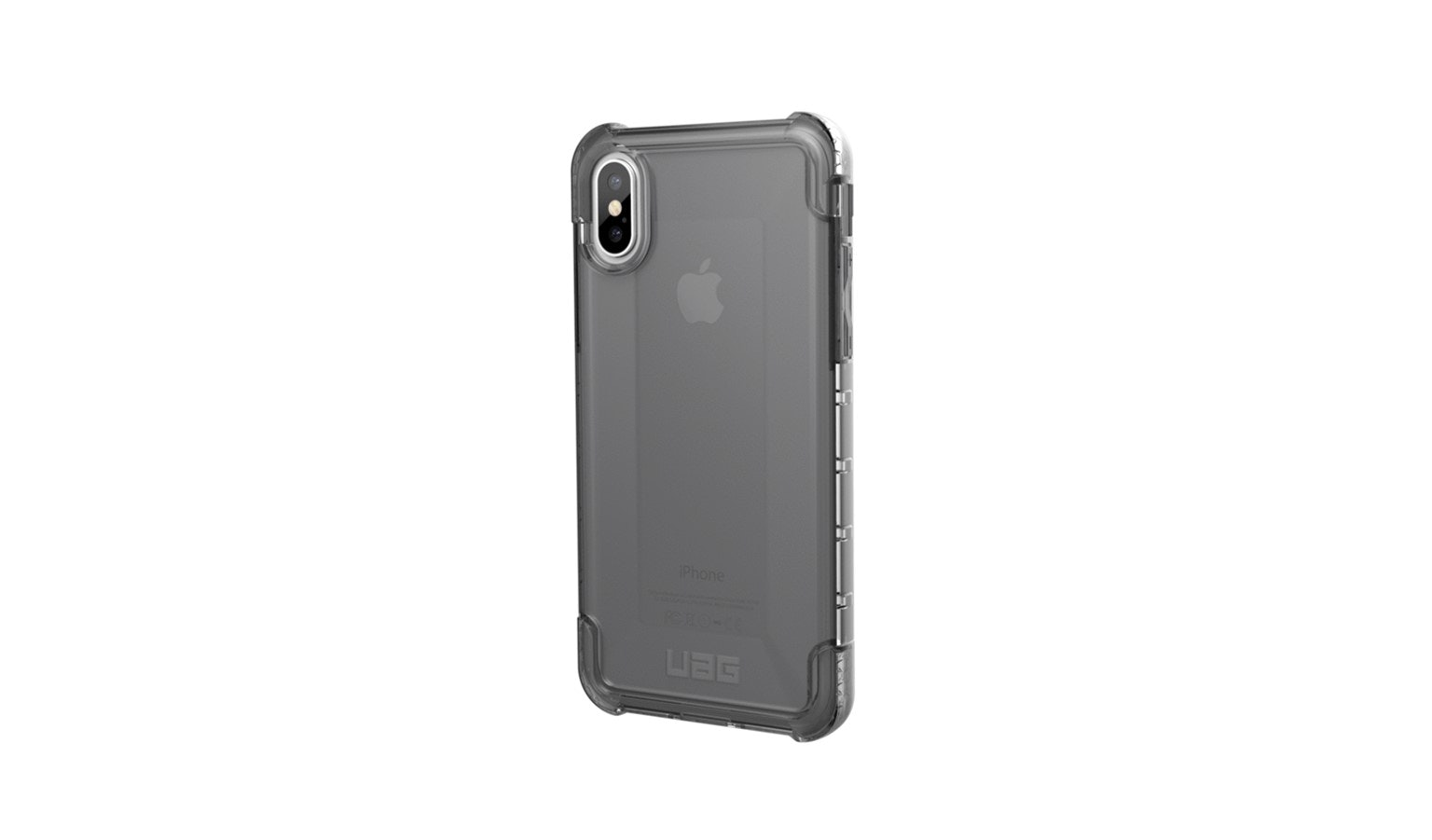 UAG Plyo Case for IPhone X - Ash_01