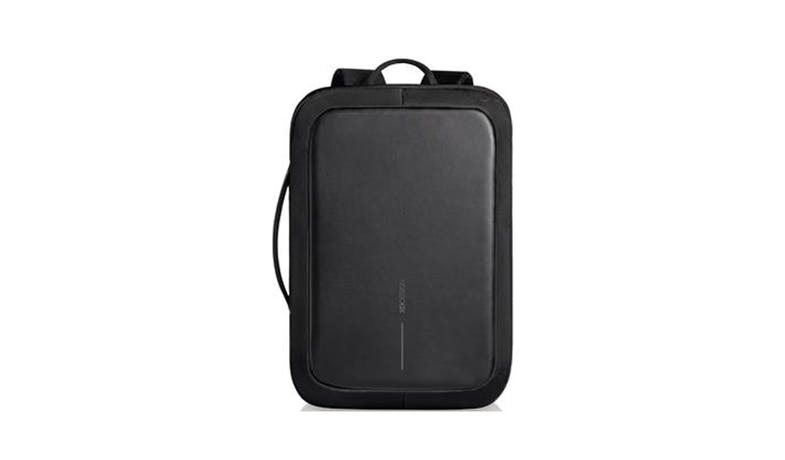 Bobby Bizz Anti-Theft Backpack & Briefcase - Black_01