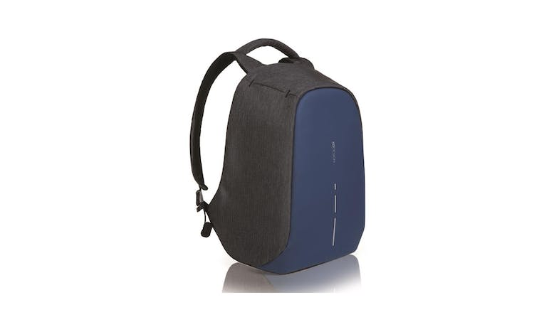 Bobby Compact Anti Theft Backpack - Diver Blue-01