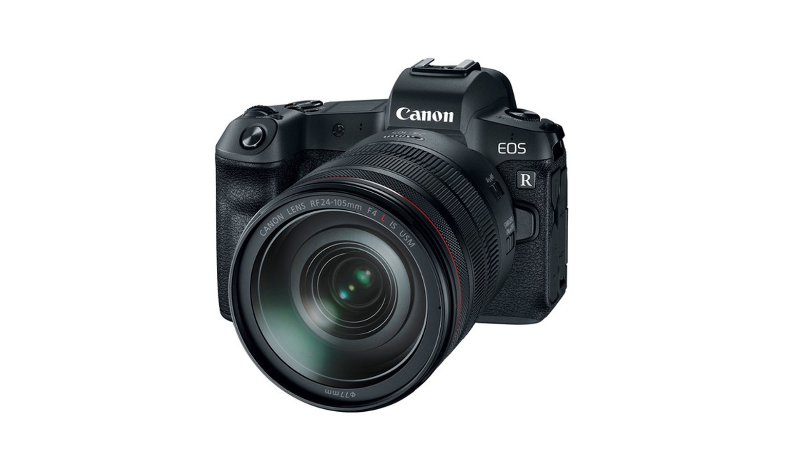 Canon R24-105MM USM EOS R Camera - Black