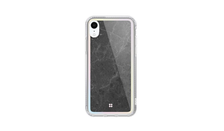 Casestudi iPhone XR Prismart Case - Marble Black_01