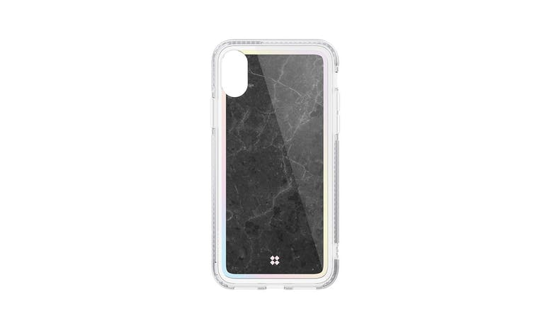 Casestudi iPhone XR Case - Marble Black_02