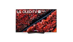 LG 55C9 55_4K Smart OLED TV - Black