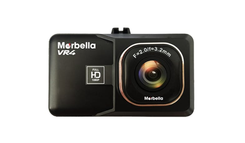Marbella VR4 Full HD Car Camera - Black 01