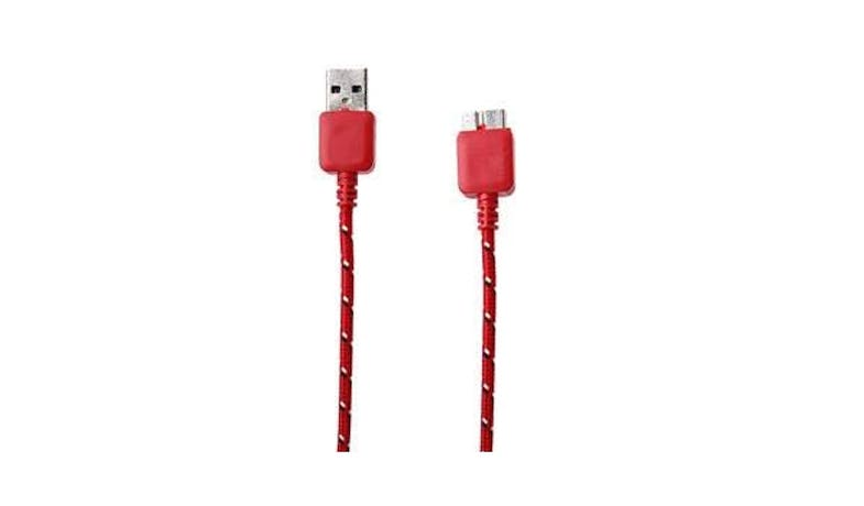 Mazer 1.5 Meter Note 3 Cable - Red