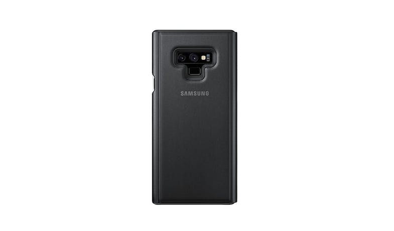 Samsung Galaxy Note9 Clear View Standing Cover - Black_001