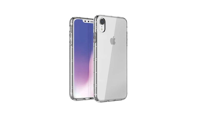 Uniq Air Fender iPhone XR Case - Clear_01