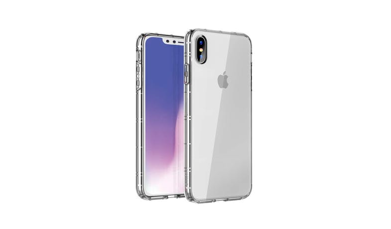 Uniq Air Fender iPhone XS Max Case - Clear_01