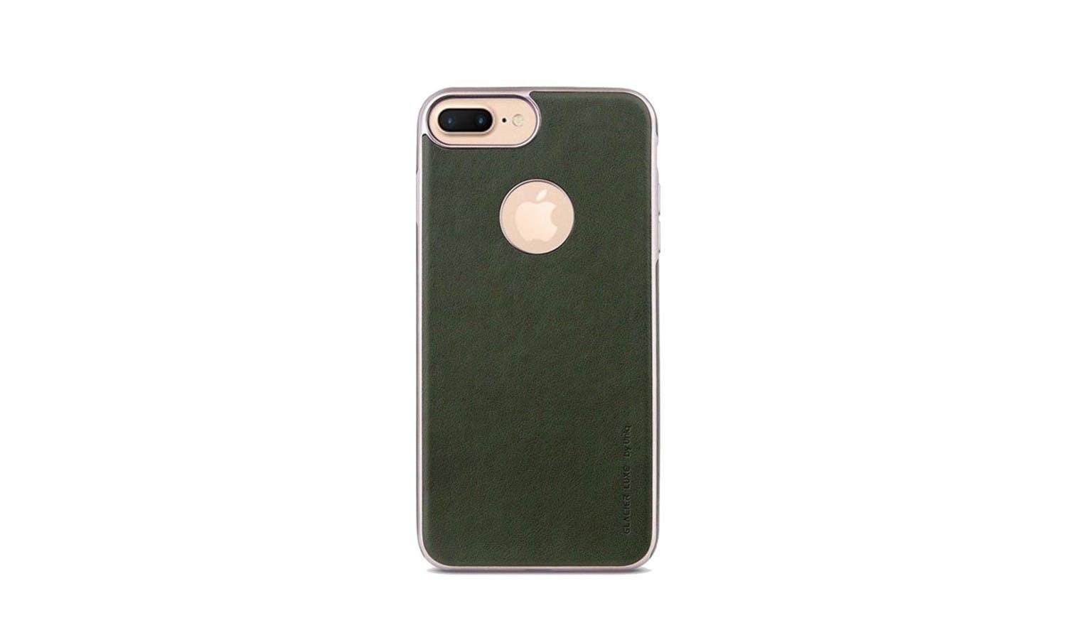 buy online 4084b dc02f Uniq Glacier Luxe IPhone 7 Plus Case - Noir Black