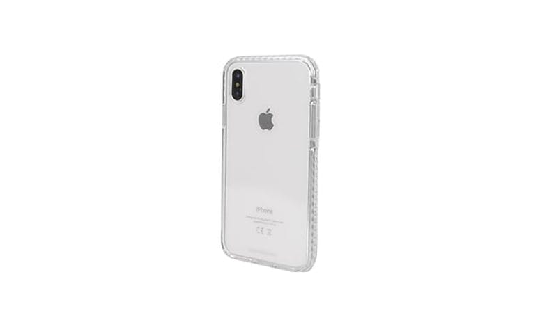 VIVA Crystal Tough Back Case For iPhone X - Clear