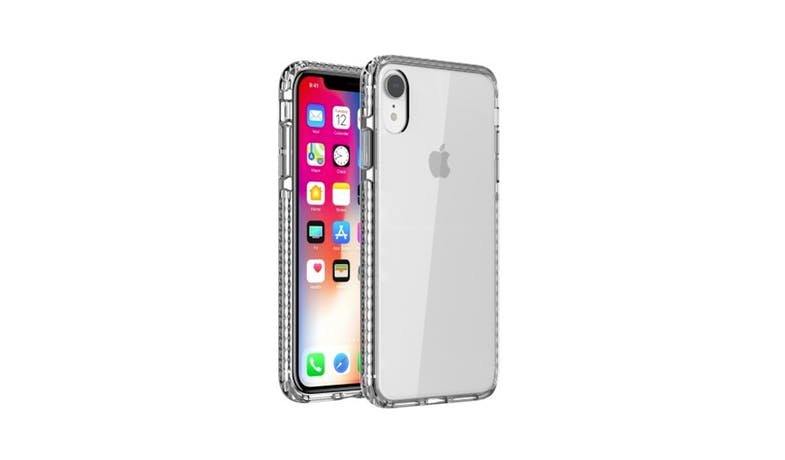 VIVA Crystal Tough Case for iPhone XR - Clear