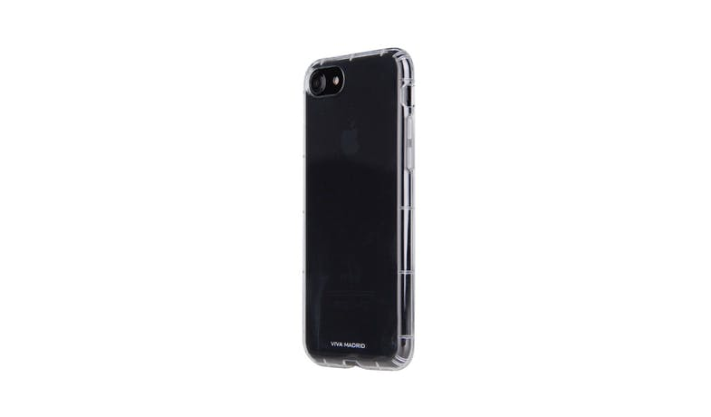 Viva Duro Slim Back Case For iPhone 7 - Clear_01