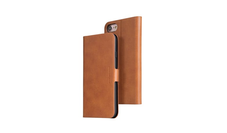 VIVA Finura Cierre Case for IPhone 7 Plus - Brown_01