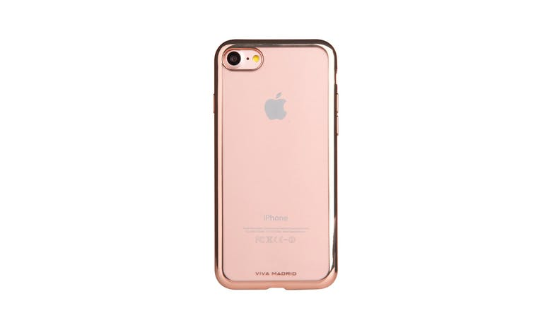 VIVA Metalico Flex Case for IPhone7 - Rose Gold_01