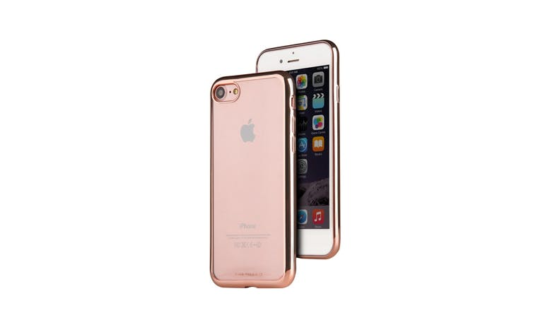 VIVA Metalico Flex Case for IPhone 7 Plus - Rose Gold_001