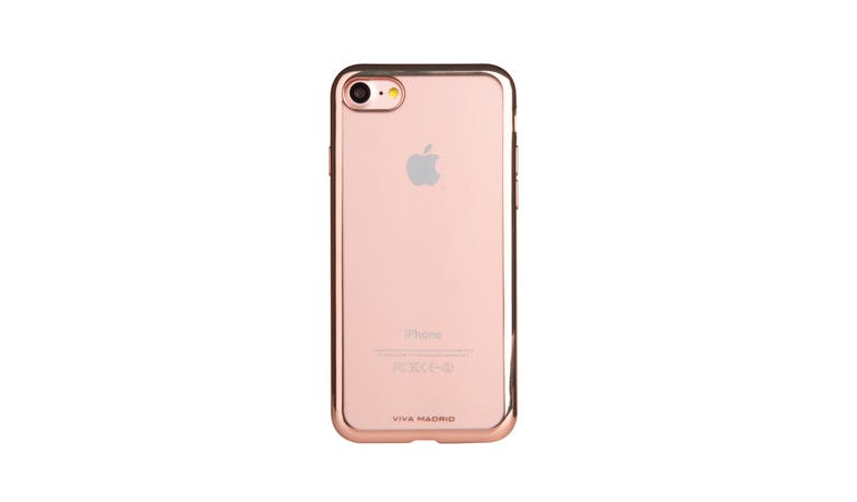 VIVA Metalico Flex Case for IPhone 7 Plus - Rose Gold_01