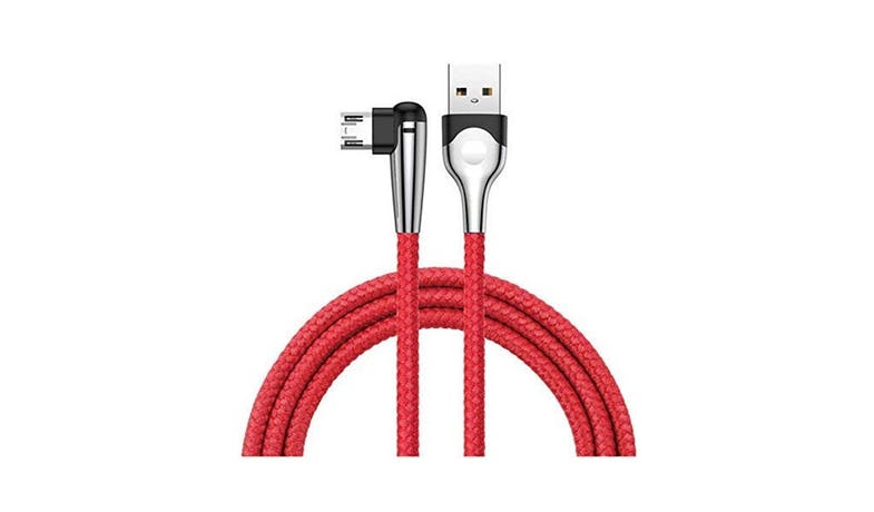 BASEUS Sharp-Bird Data Micro USB Cable (1M) -Red-01