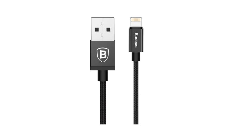Baseus 1m 2.4A Lightning to USB Cable - Black-04